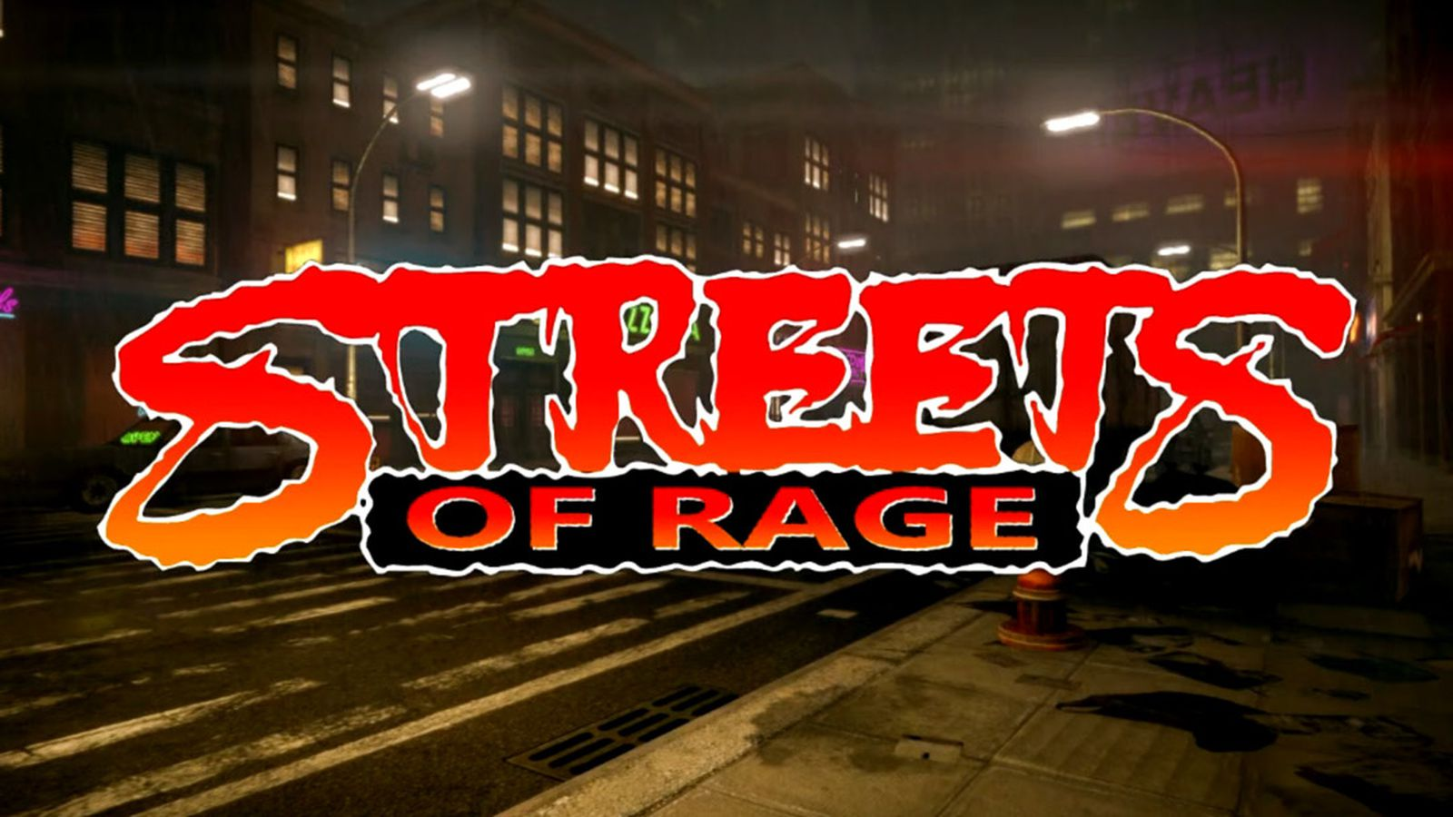 Once Driven Reviews >> Streets of Rage remake from Ruffian Games revealed in prototype video - Polygon