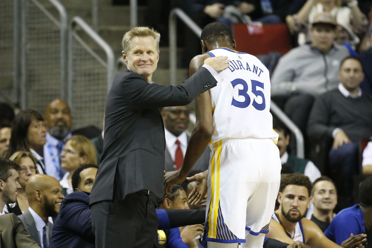 Stats that prove Coach Kerr knows how to maximize the