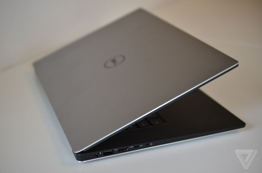 Dell XPS 15 layout 4