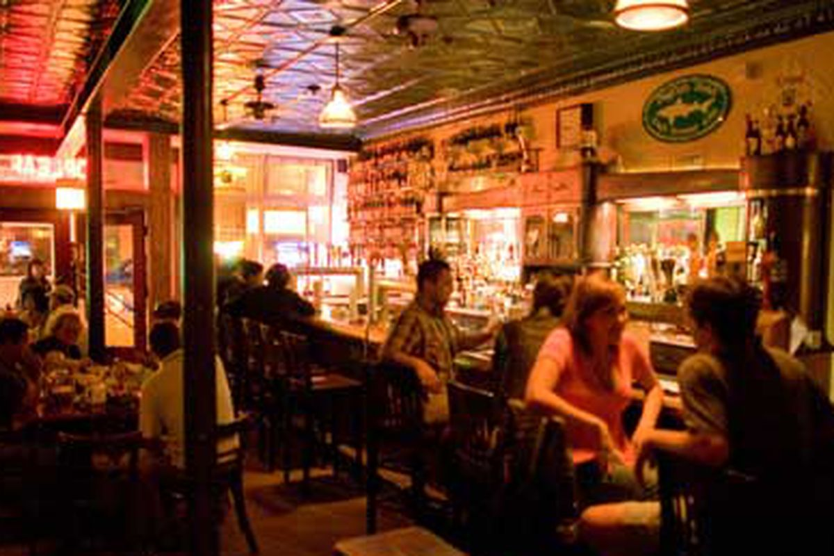 Hopleaf's current bar