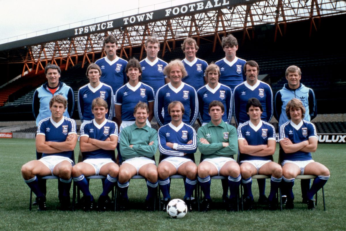Soccer - Football League Division One - Ipswich Town Photocall