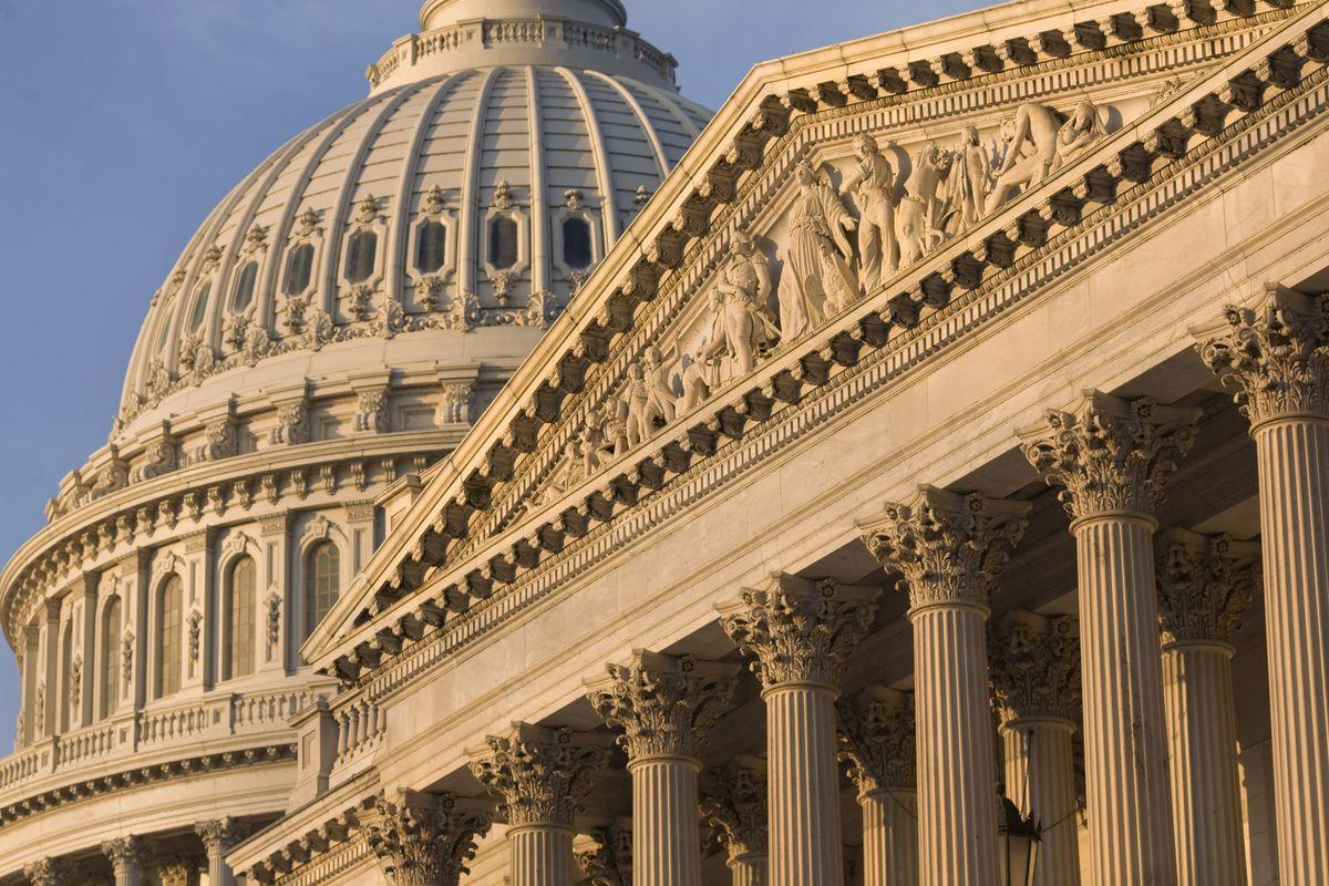 U.S. Capitol buildings