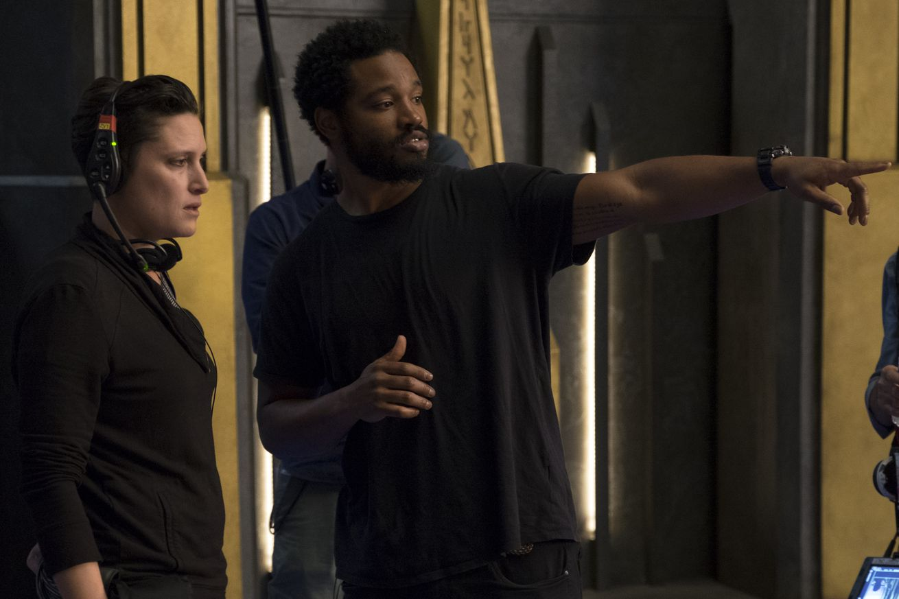 black panther director ryan coogler is joining lebron james space jam