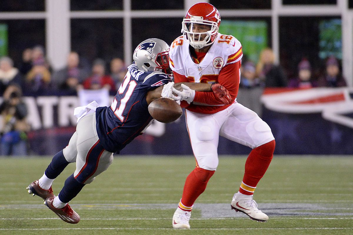 Chiefs come to Foxboro for Week 1