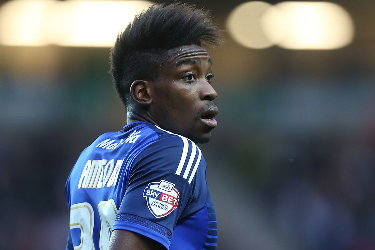 Du du du, Sammy Ameobi - yet to be convinced he's any better than his brother...
