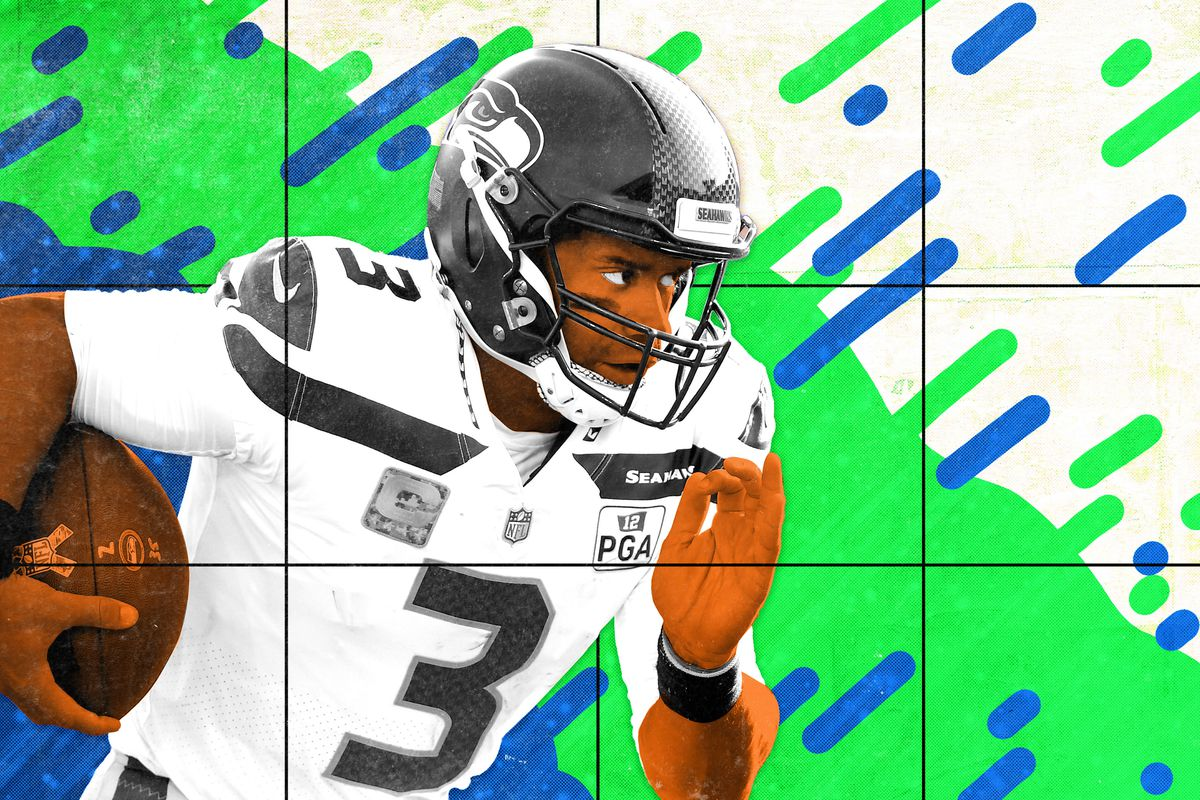 quality design e4a19 8062c The Evolution of Seattle Seahawks QB Russell Wilson - The Ringer