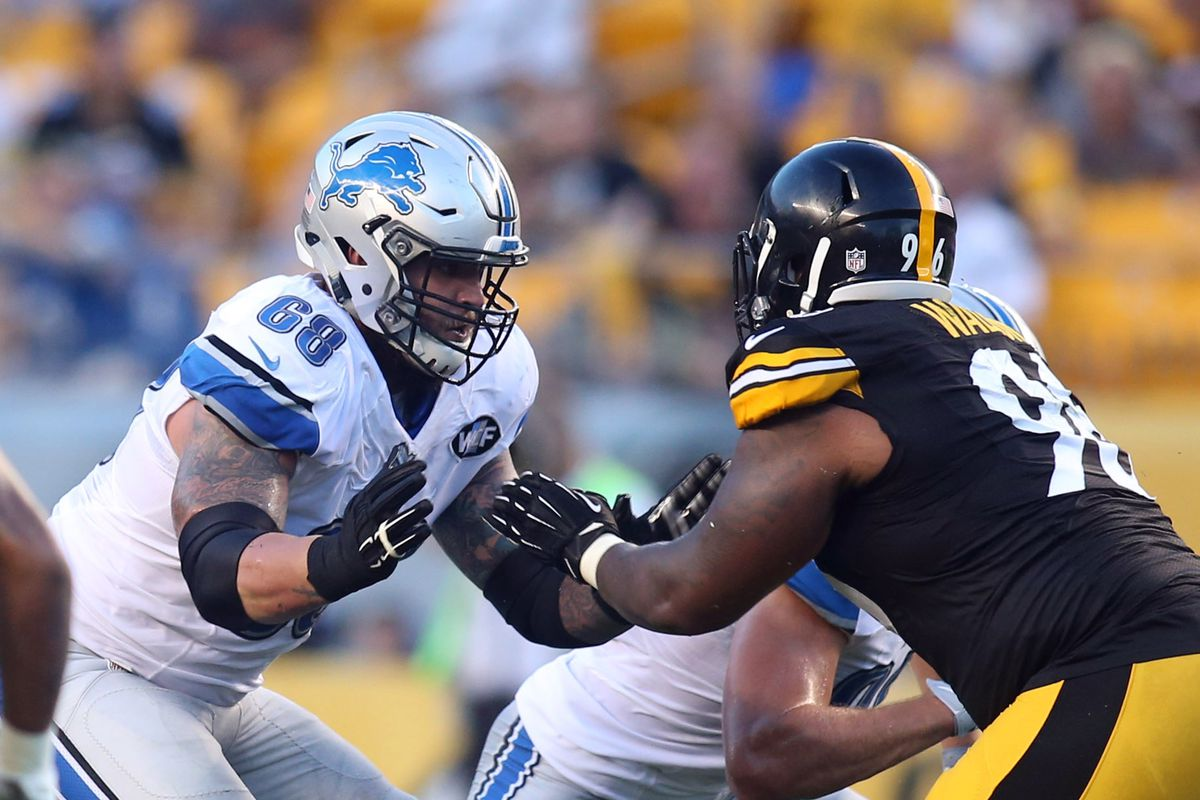 Report Taylor Decker has a torn labrum out 4 6 months Pride