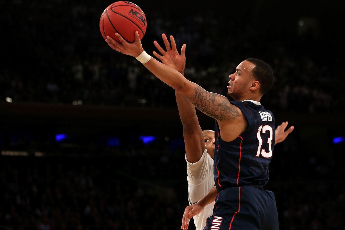 NCAA Basketball Tournament - Regionals - New York
