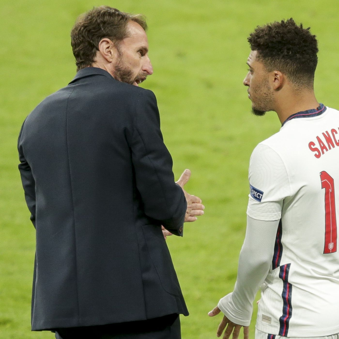 Lothar Matthaus perplexed at Jadon Sancho's bench role for England at the  Euros - Bavarian Football Works