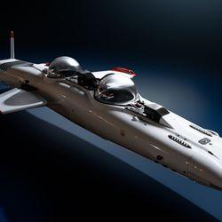 DeepFlight Super Falcon Mark II