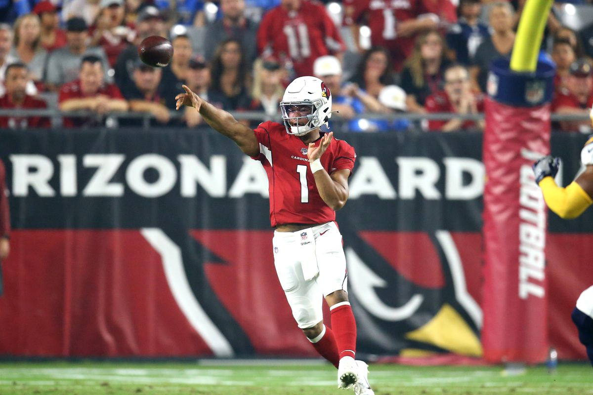 cheap for discount c8d9f 4fc25 Oklahoma Football: Baker Mayfield, Kyler Murray shine in NFL ...