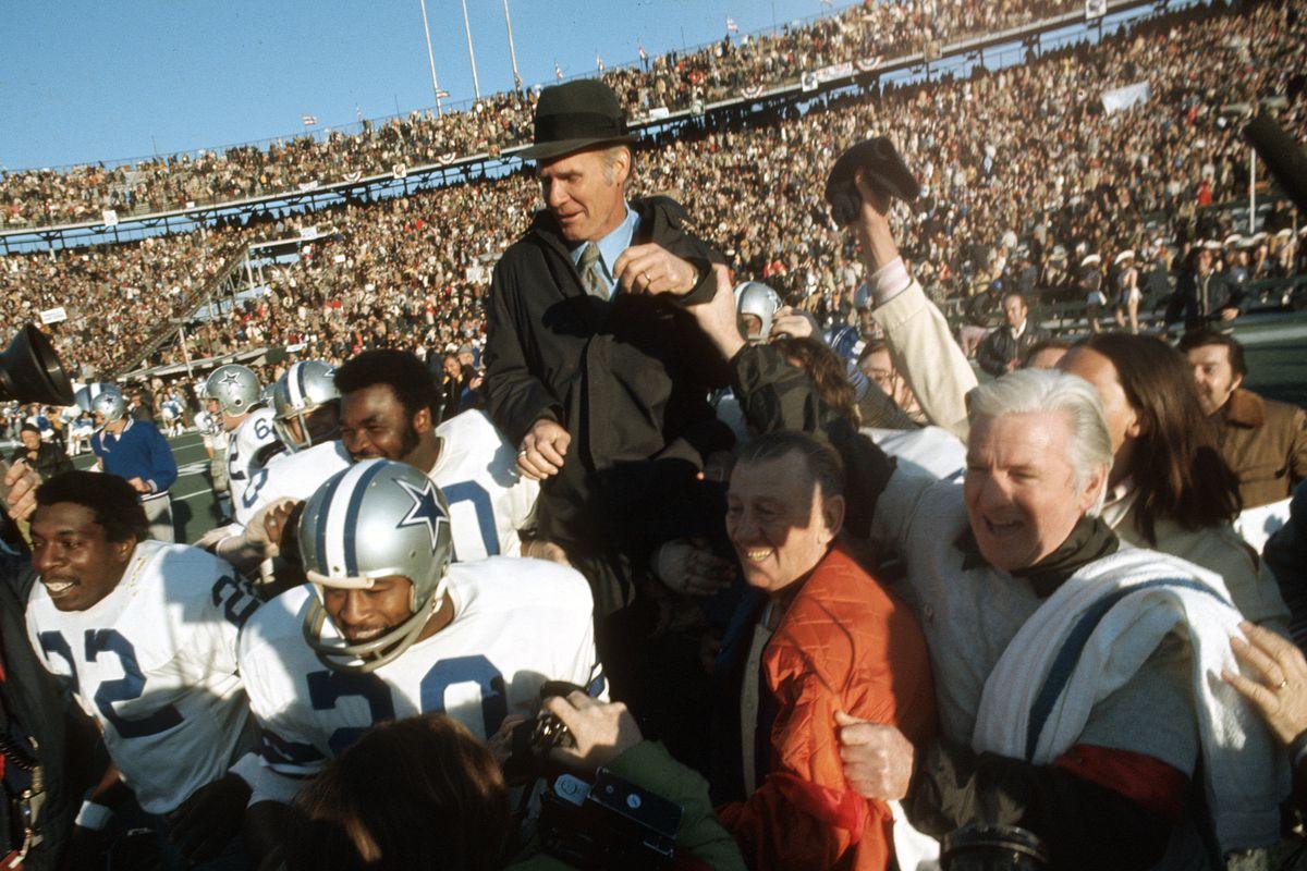 Super Bowl VI - Dallas Cowboys v Miami Dolphins