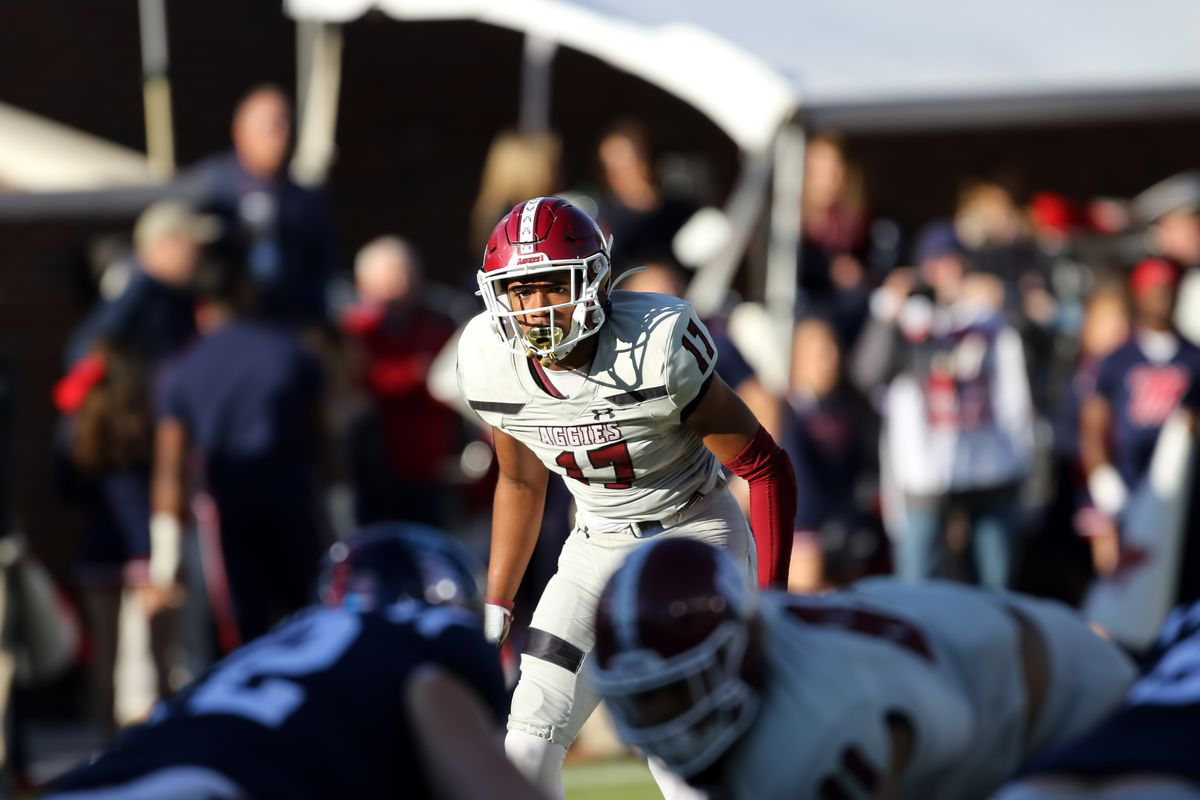 COLLEGE FOOTBALL: NOV 09 New Mexico State at Ole Miss