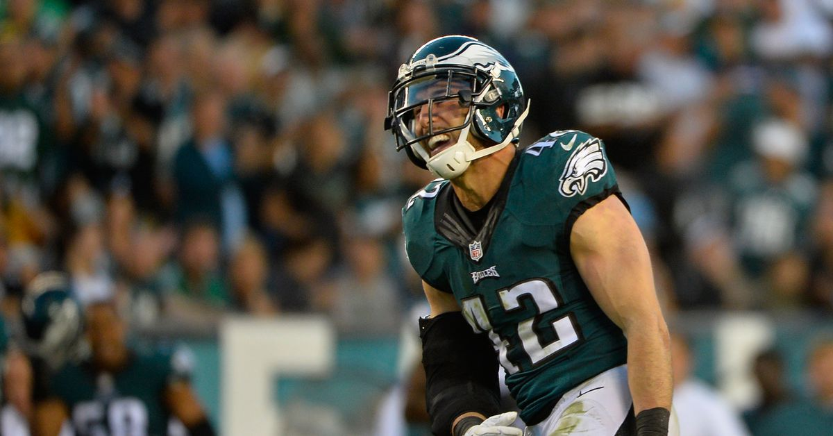 Chris Maragos released by Eagles