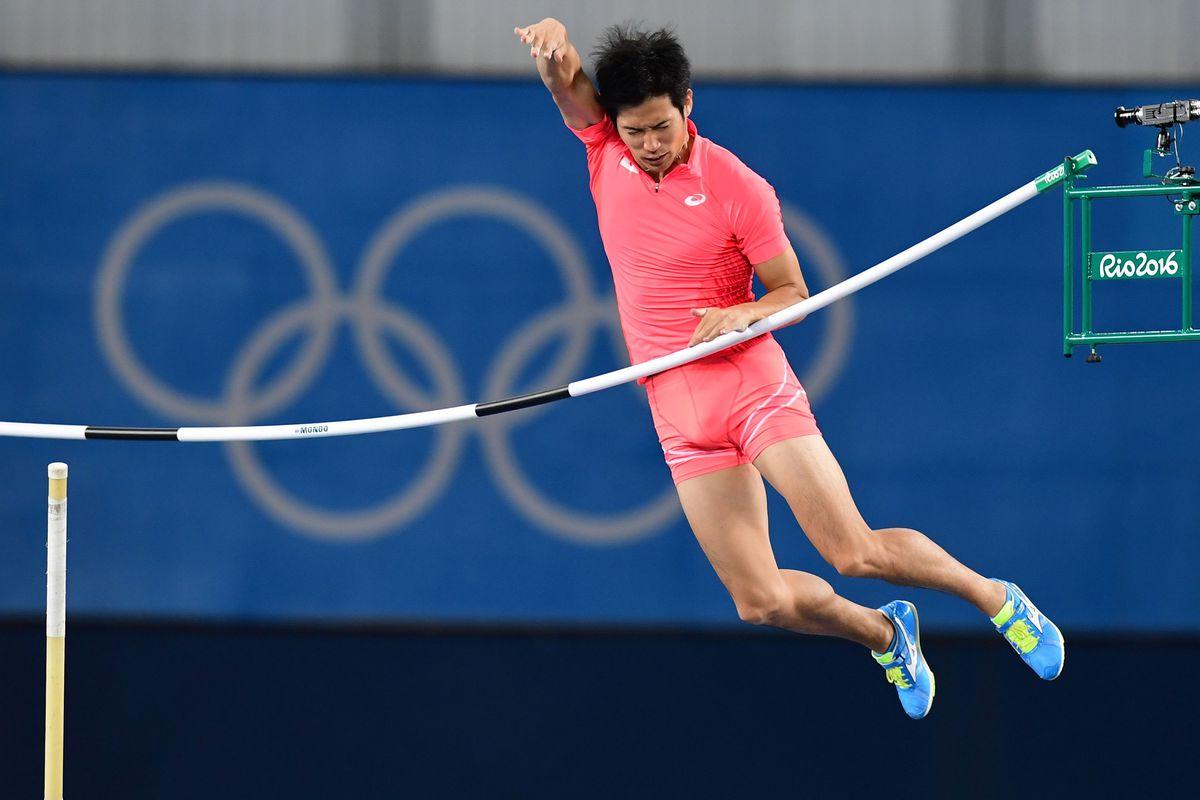 Hiroki Ogita in Rio