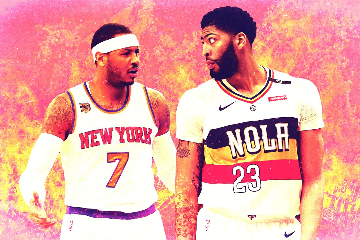 9f8d60fb7bd1d Anthony Davis Might Be Too Melo to Be the Star He Thinks He Is - The ...