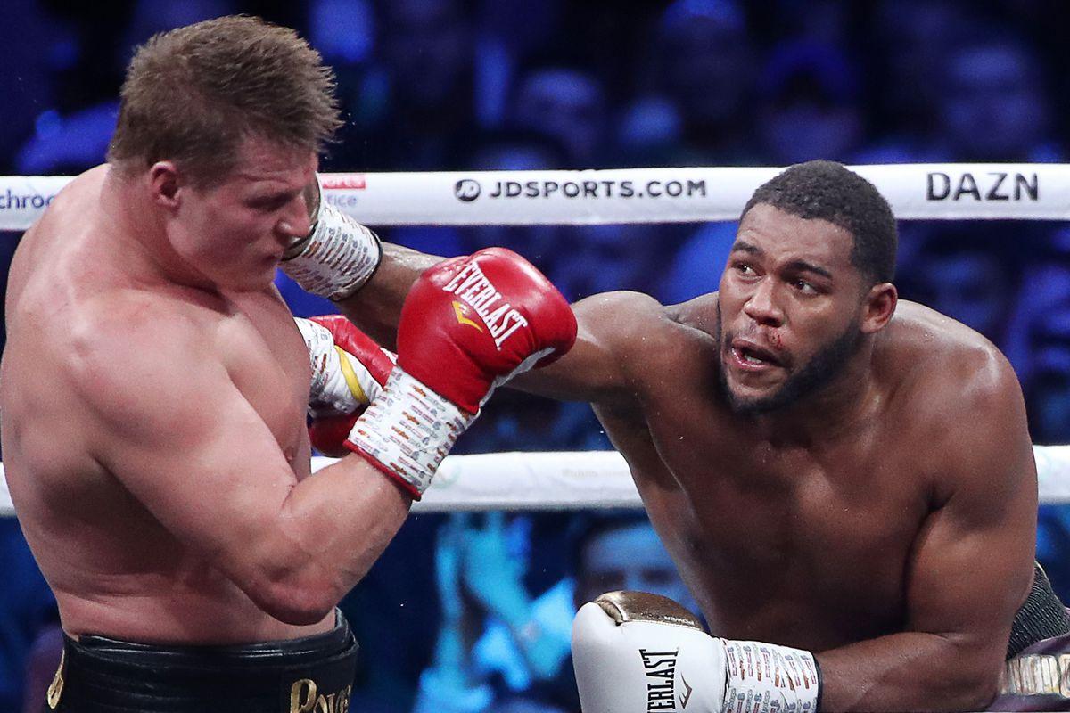 WBA World Heavyweight Championship Eliminator: Povetkin vs Hunter