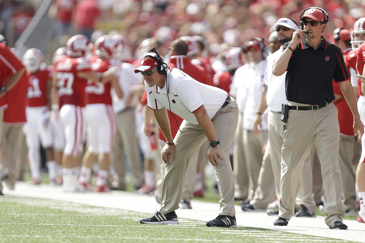Wisconsin head coach Gary Andersen hinted he was anything but satisfied with Wisconsin after Saturday's rout of Tennessee Tech.