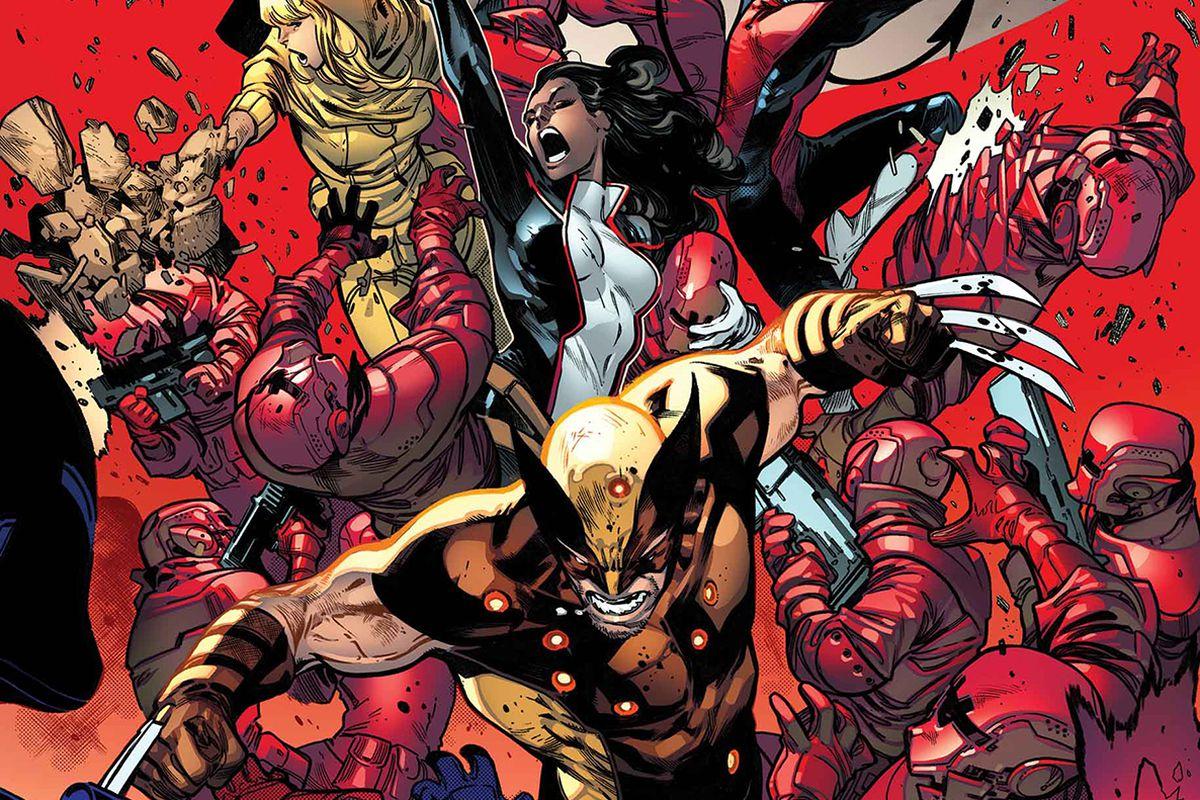 Pepe Larraz/Marvel Comics