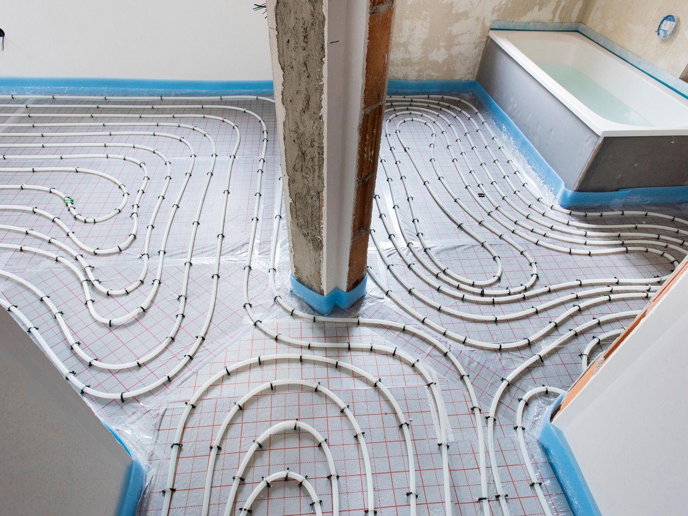 Radiant Floor Heating All About Electric And Hydronic Systems This Old House