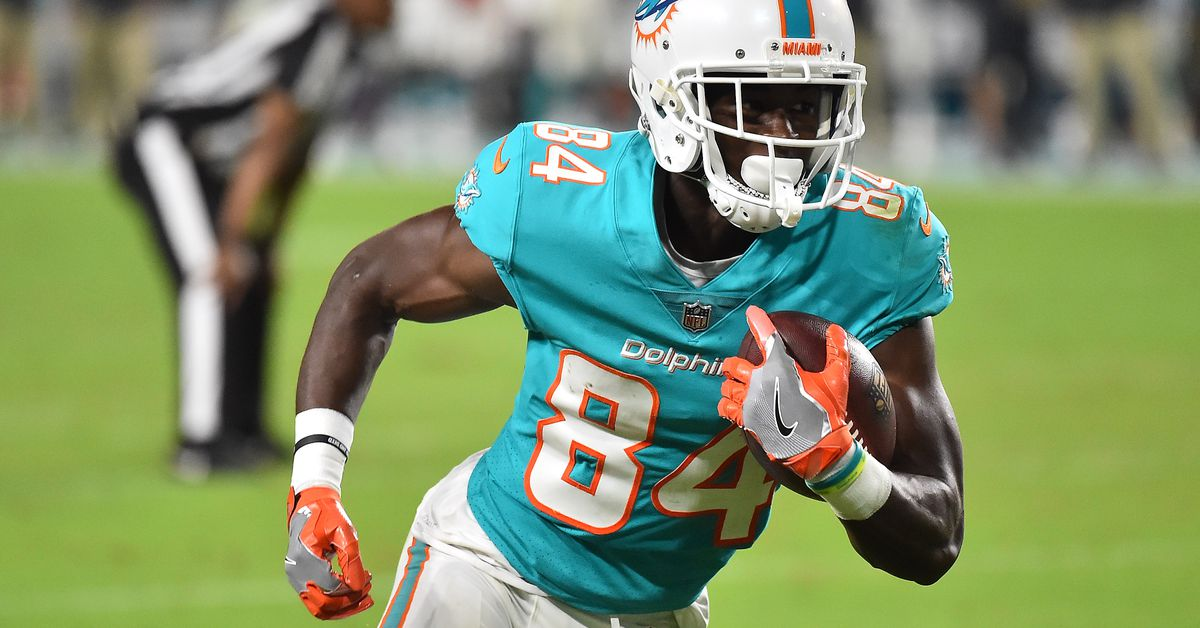 Miami Dolphins training camp is coming to an end
