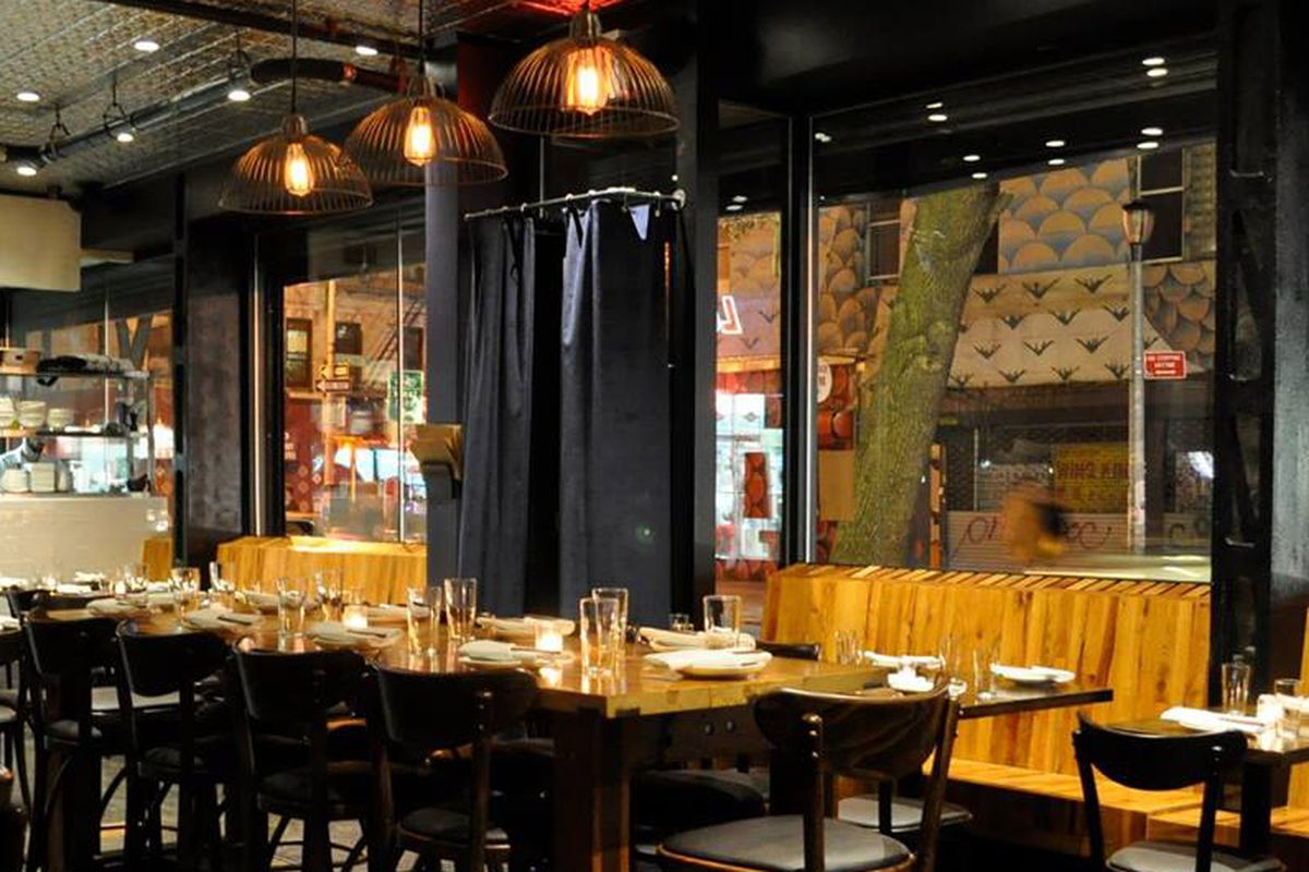 Yunnan Kitchen\'s New Chef; The Garden at Butter is Open - Eater NY