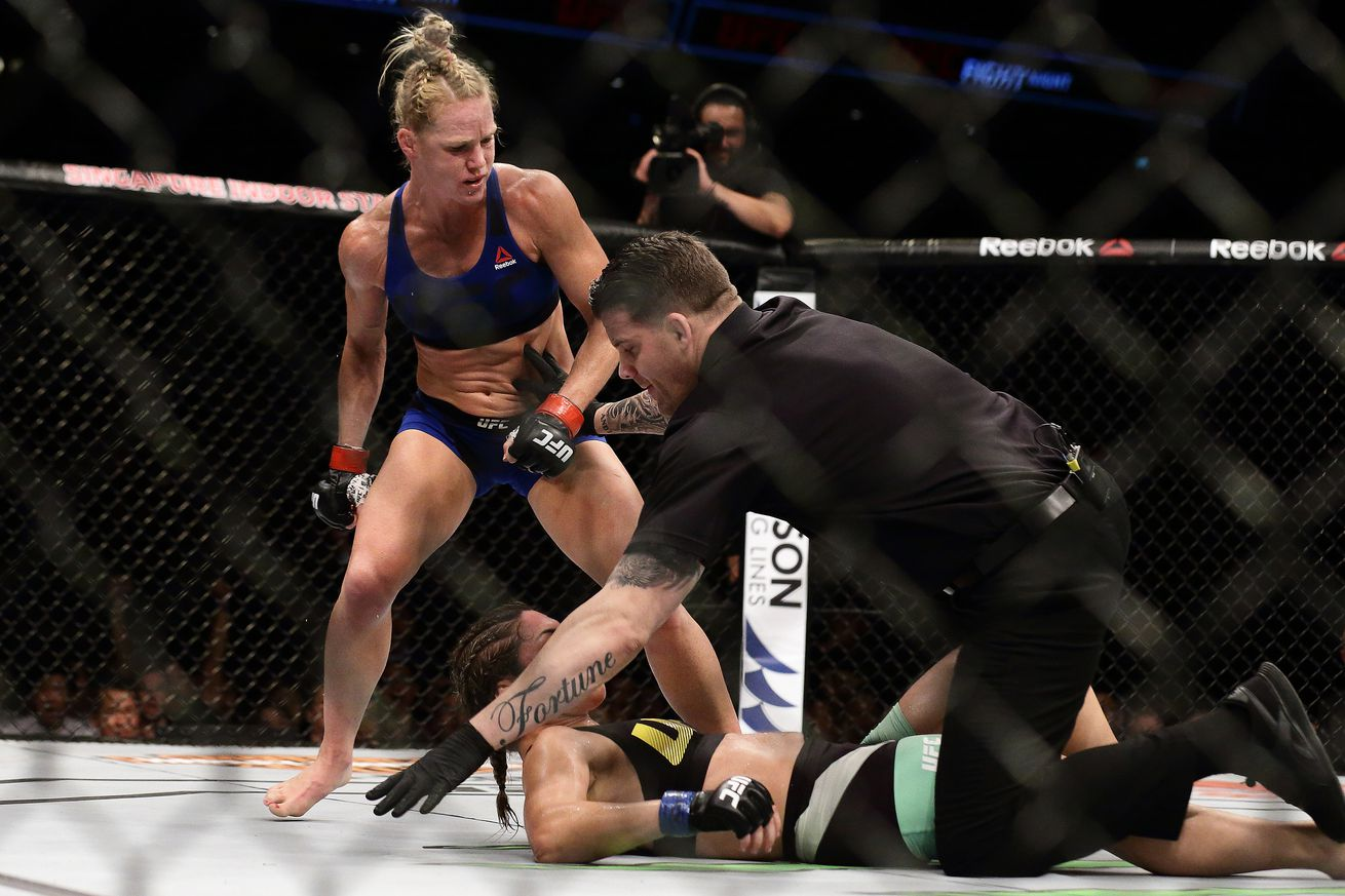 Shots After The Bell: Let's talk about Holly Holm's performance beyond the head kick finish