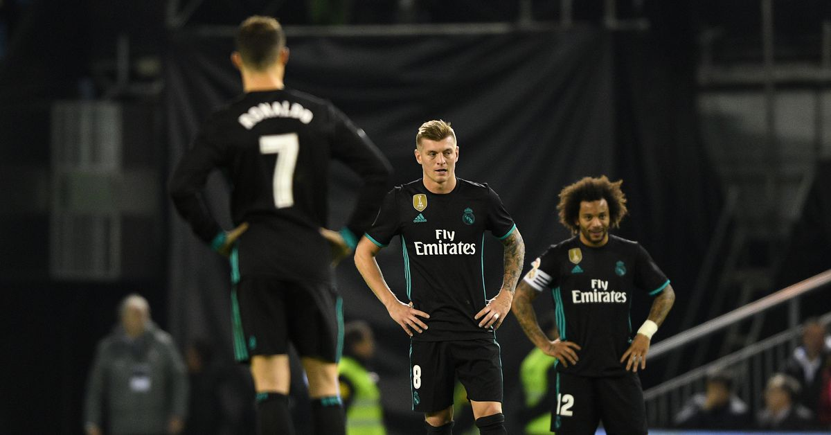 Player Ratings Real Madrid 2: Player Ratings: Celta Vigo 2