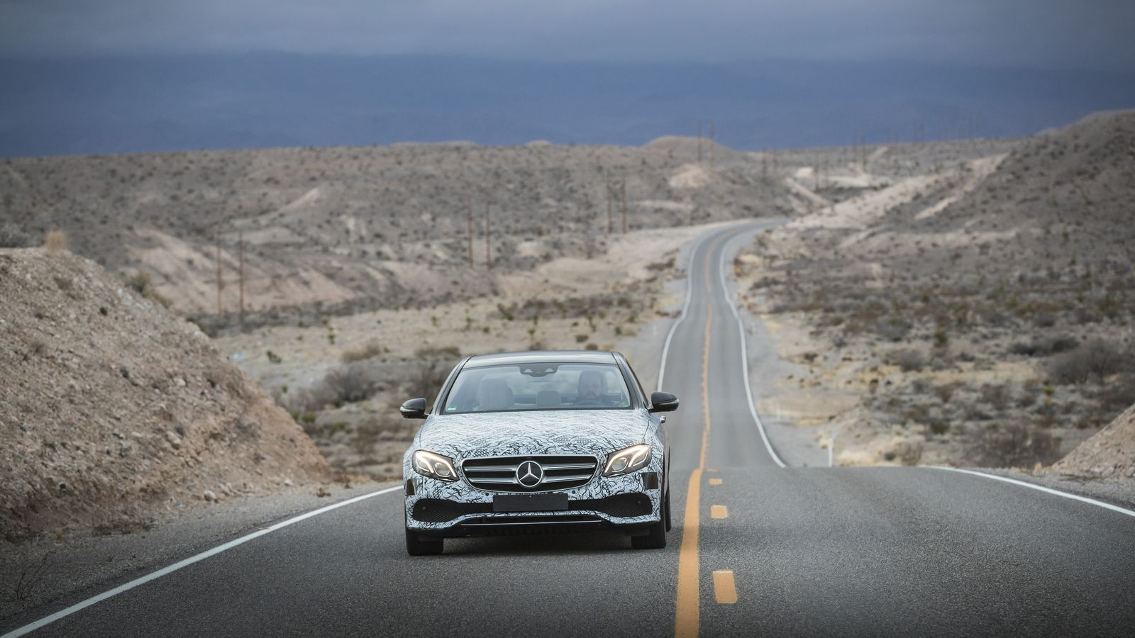 Mercedes Will Give Teslas Autopilot Its First Real Competition This Year