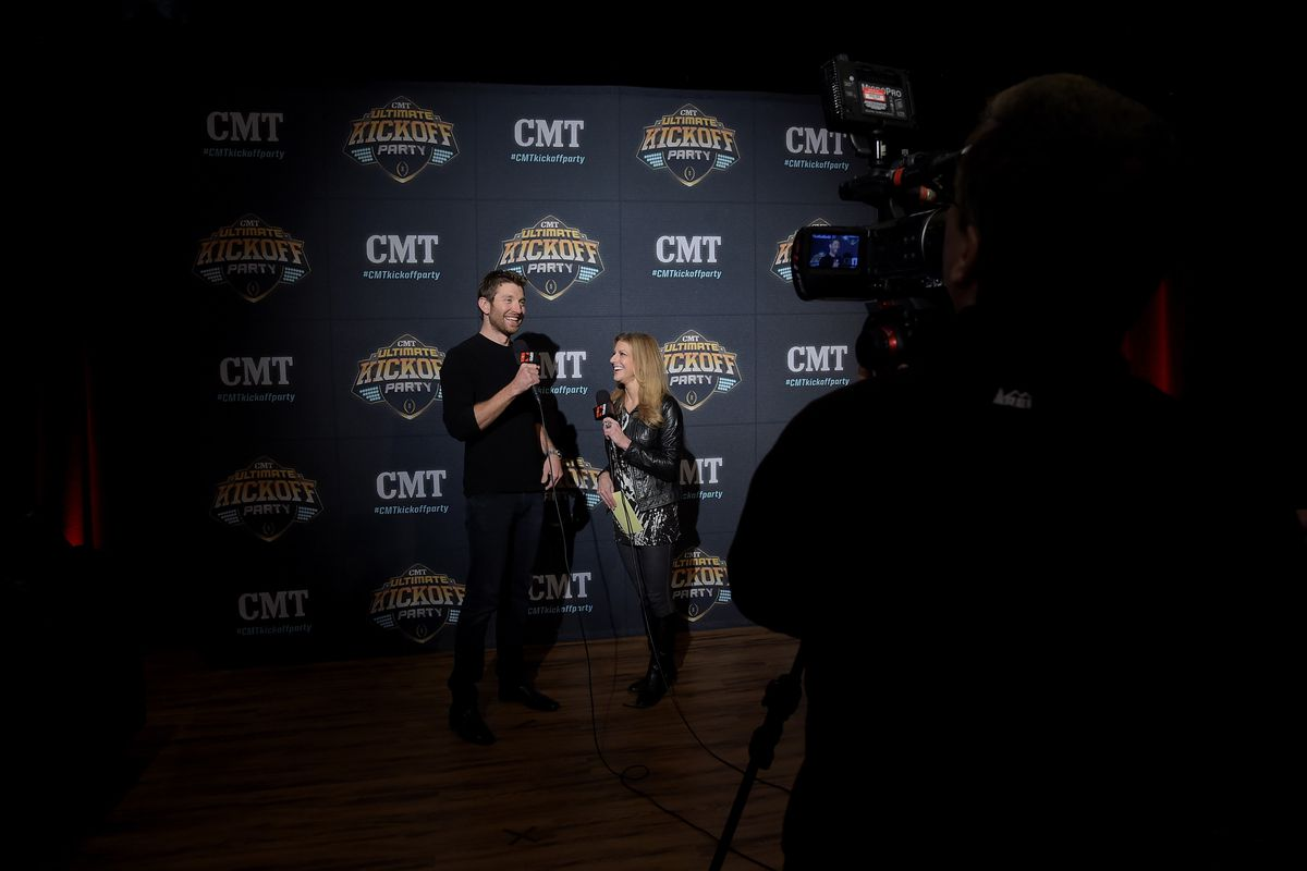 CMT Ultimate Kickoff Party - Rehearsals