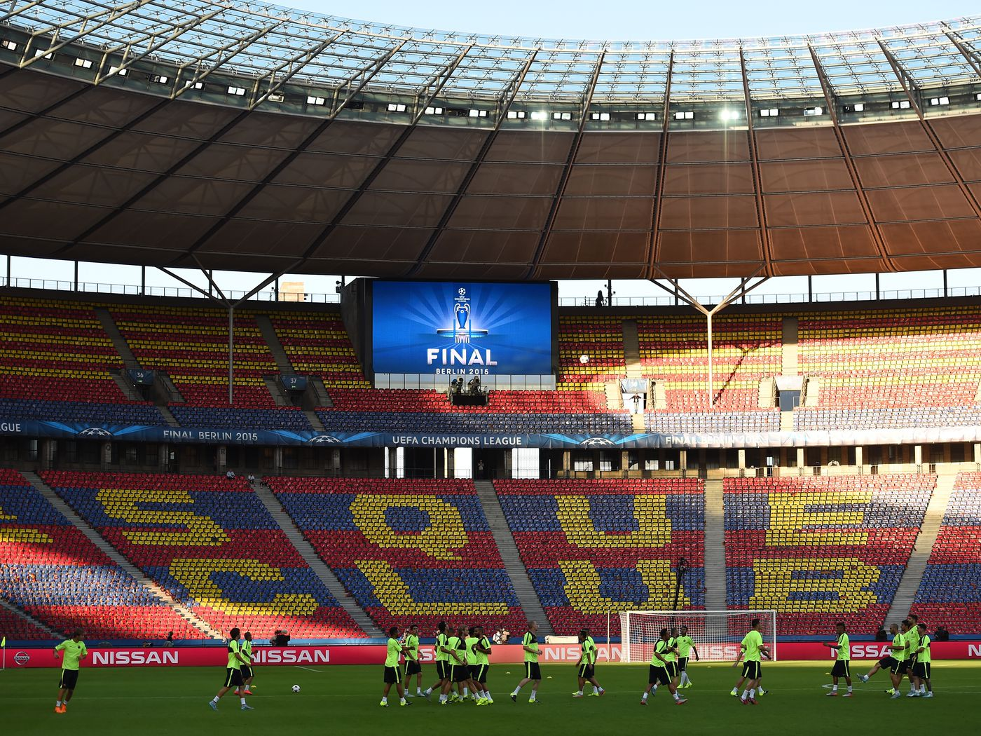 14+ Uefa Champions League Final 2015