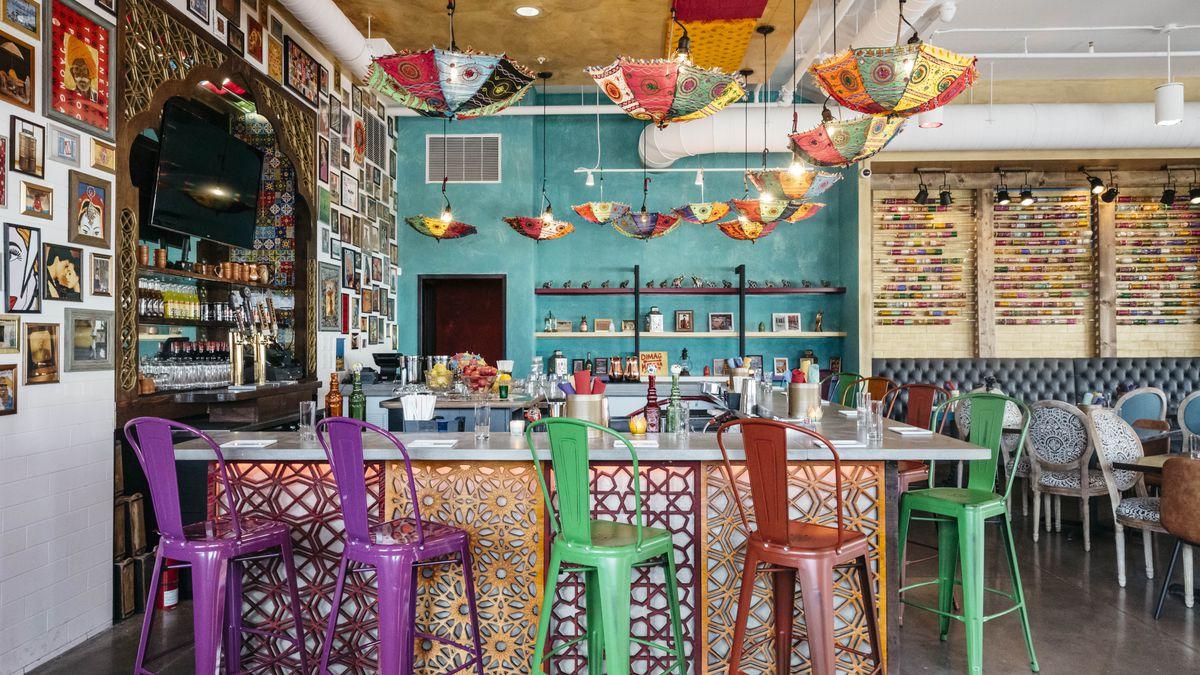 Maneet Chauhan S New Restaurant Chaatable Is A Splashy