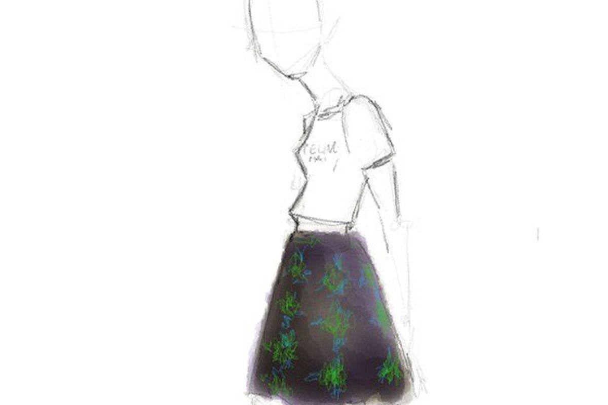 """Graphic via <a href=""""http://www.luckymag.com/style/2013/08/nyfw-outfits"""">Lucky</a>."""
