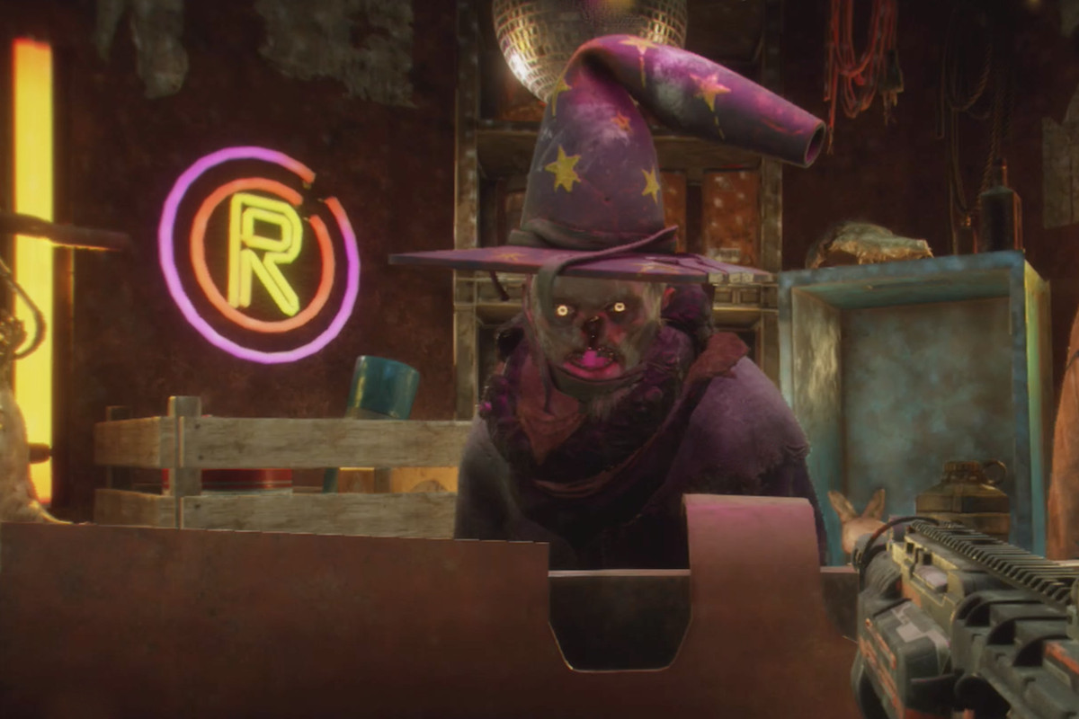 How to use cheats and how to find Mangoo the Unborn cheat vendor location in Rage 2