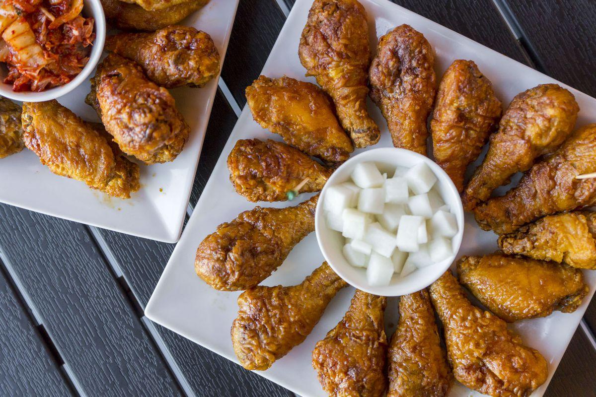 Best Fried Chicken Restaurant Detroit