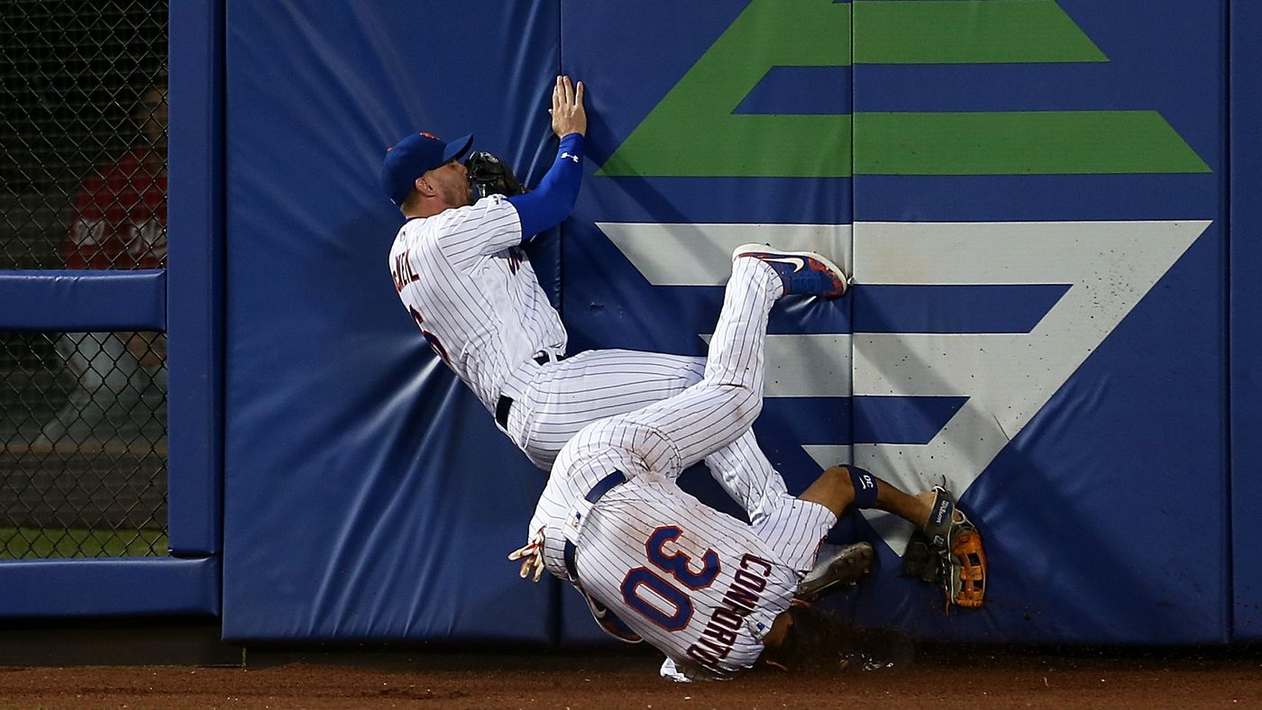Final Score: Mets 7, Nationals 6 - Frazier and Conforto bring it