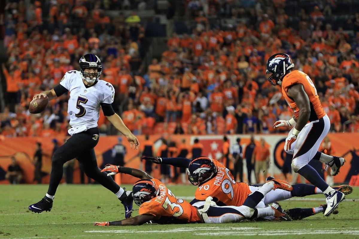 Week 1: Ravens vs. Broncos Preview - Baltimore Beatdown