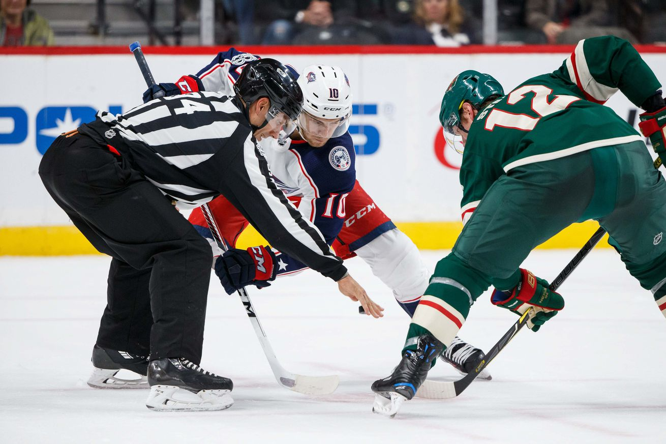 Preview: Wild to host Blue Jackets in first game after trade deadline