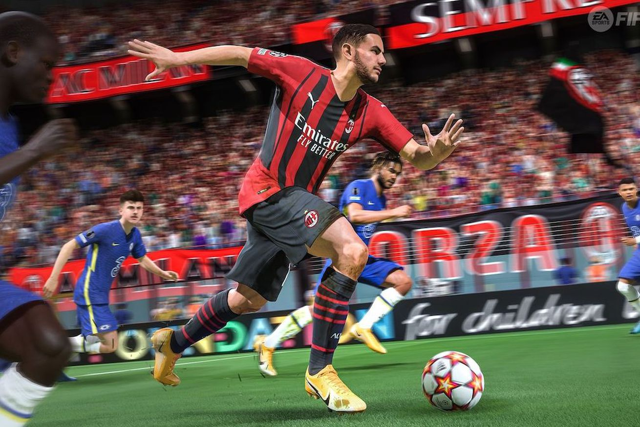 AC Milan?s Player Ratings For FIFA22 Revealed