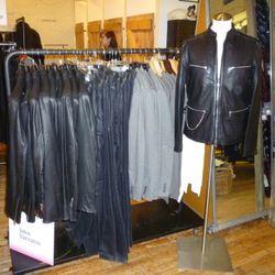 John Varvatos leather