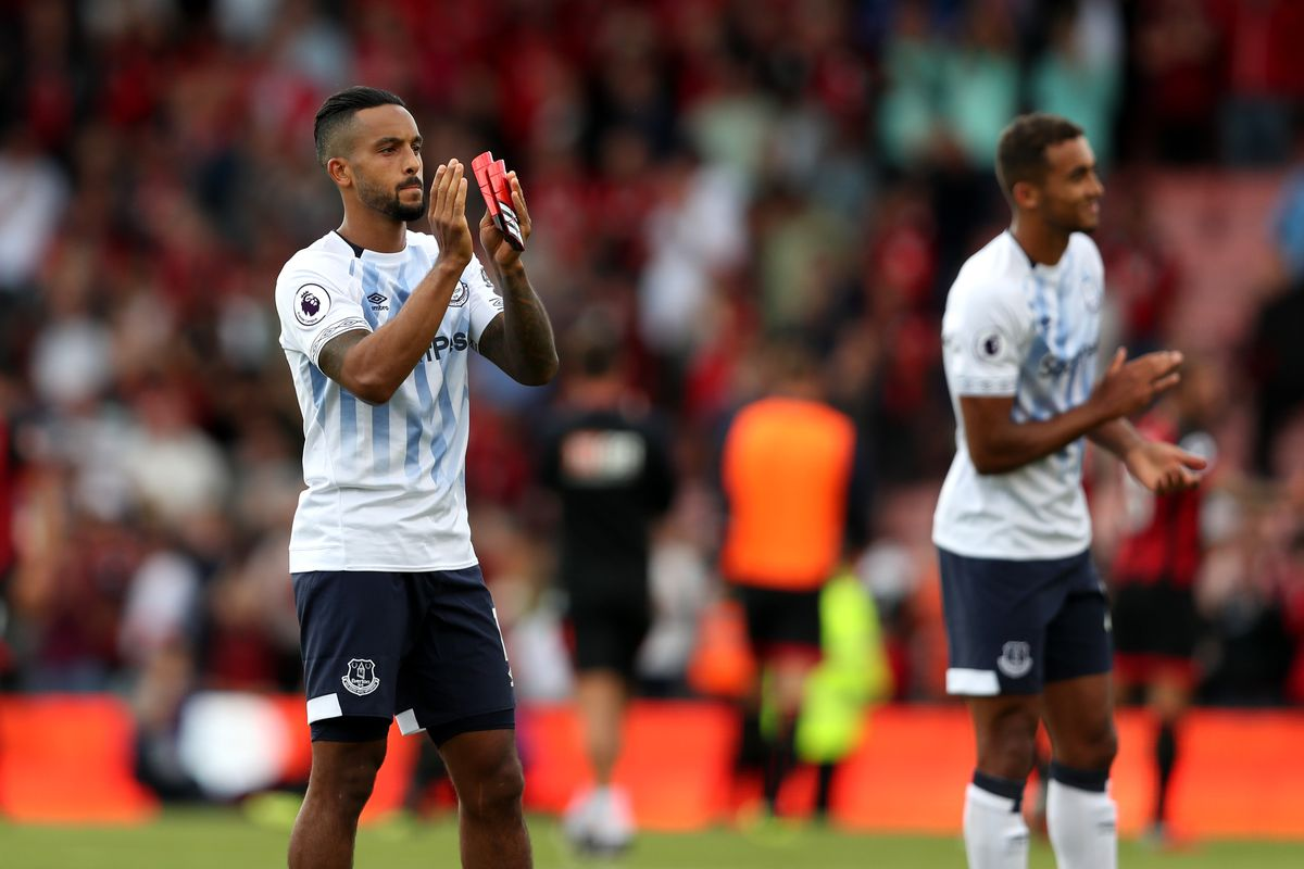 f691bc33e40 Everton at Bournemouth: Premier League Matchday 3 - Royal Blue Mersey