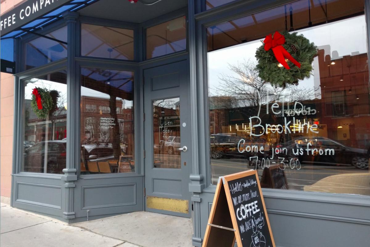 Caffe Nero in Brookline Village