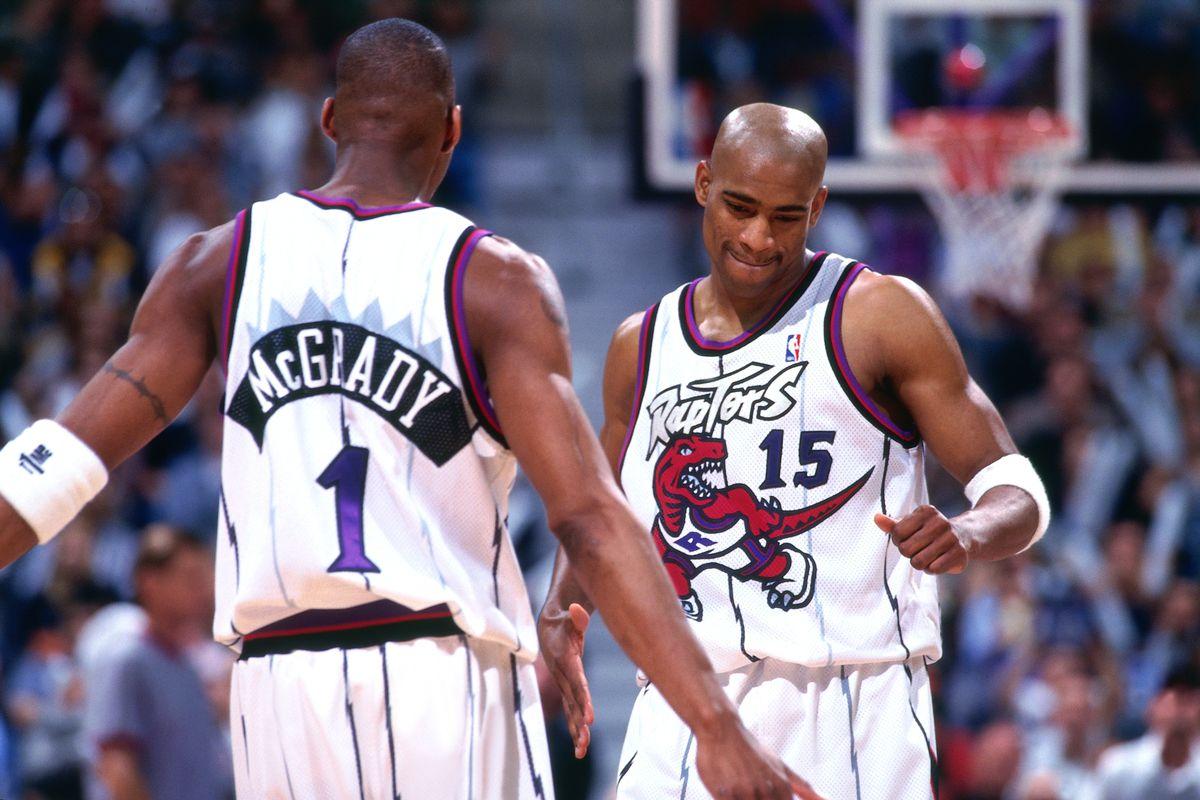 Toronto Raptors: Tracy McGrady and Vince Carter