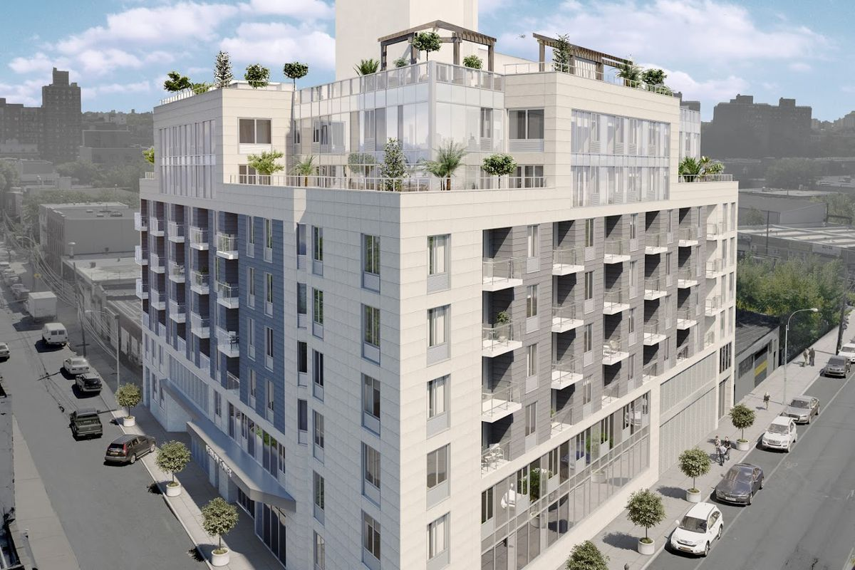 In long island city 21 new affordable apartments up for - 1 bedroom apartments long island ny ...
