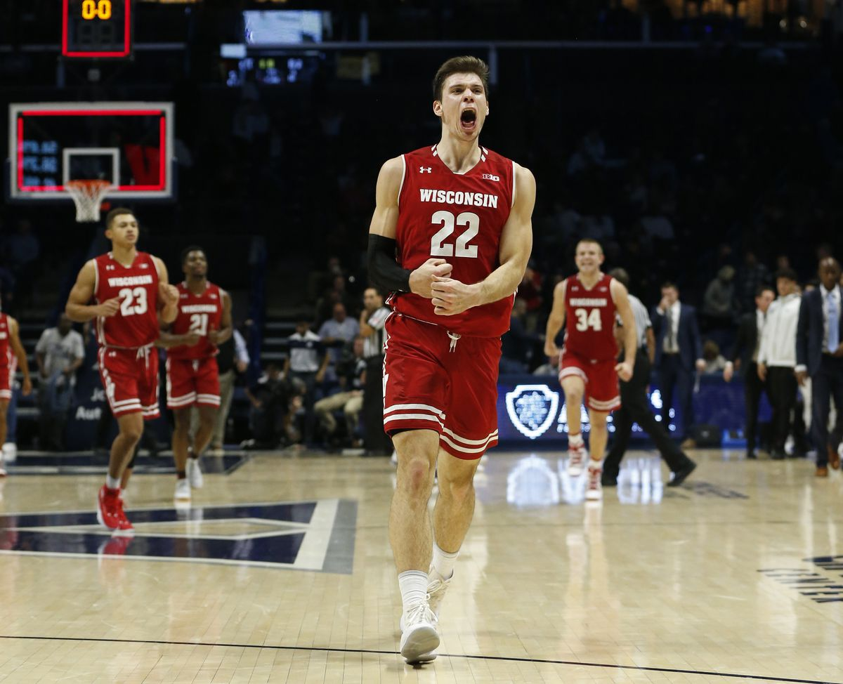 NCAA Basketball: Wisconsin at Xavier