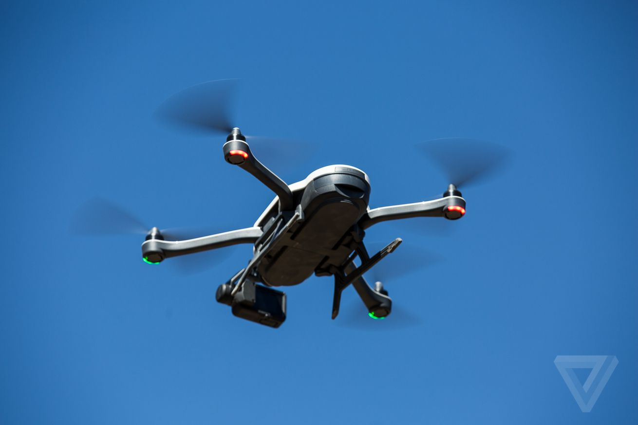 gopro cuts hundreds of jobs in its drone division report