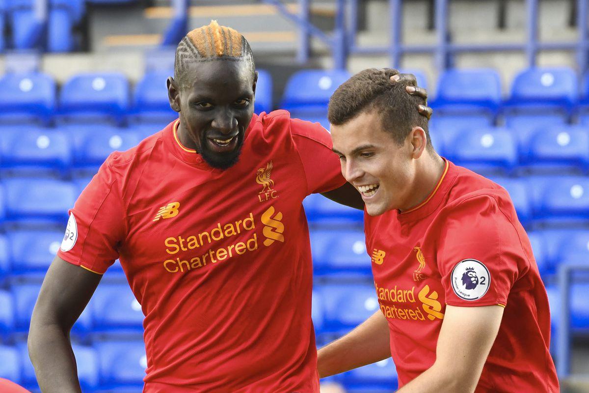 Liverpool v Everton: Premier League 2