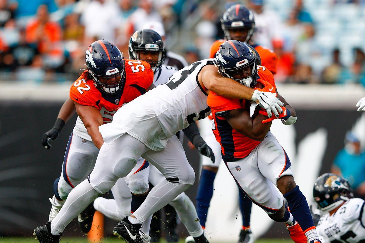 NFL: Denver Broncos at Jacksonville Jaguars