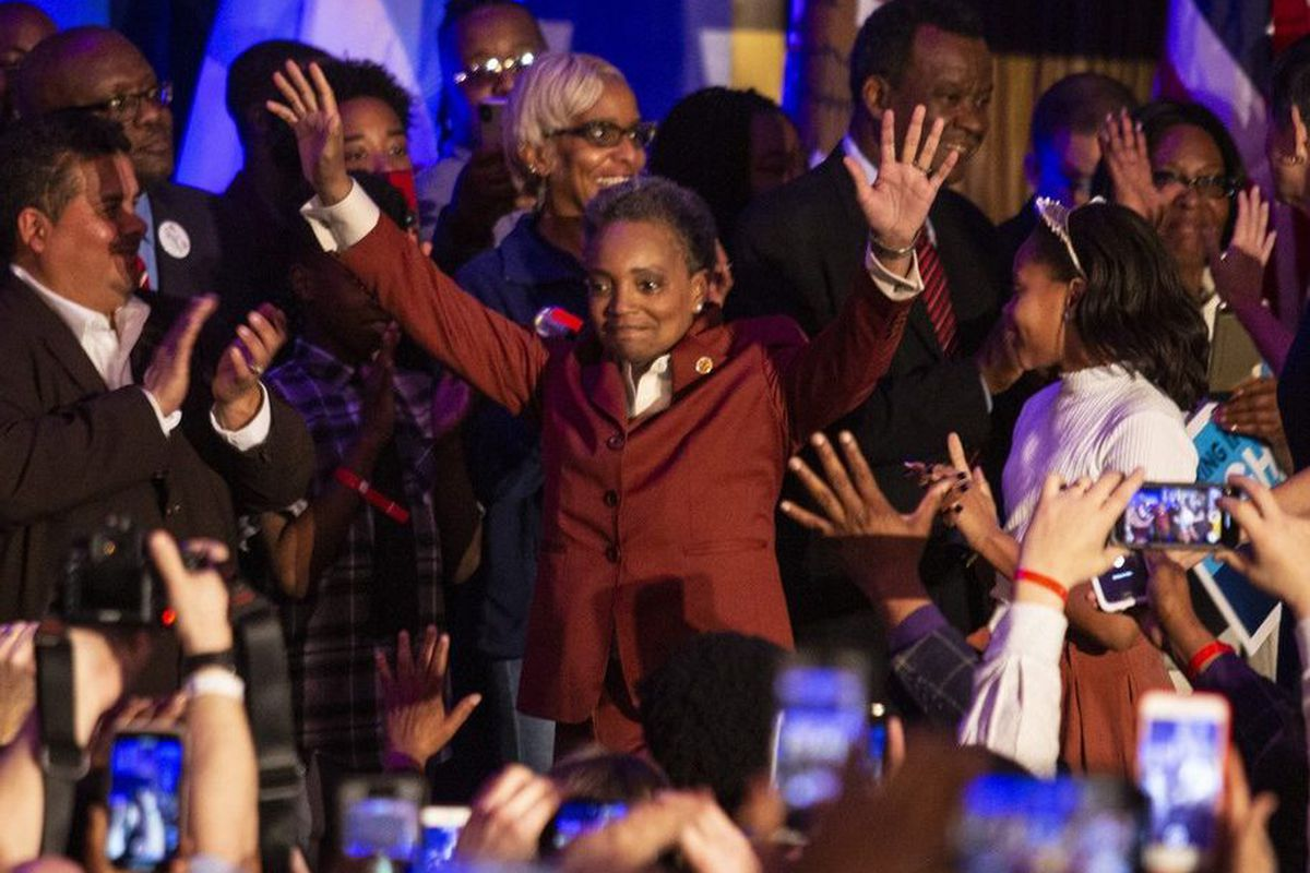 Inauguration Schedule Of Events 2019 Tickets now available to Lightfoot inauguration; other event