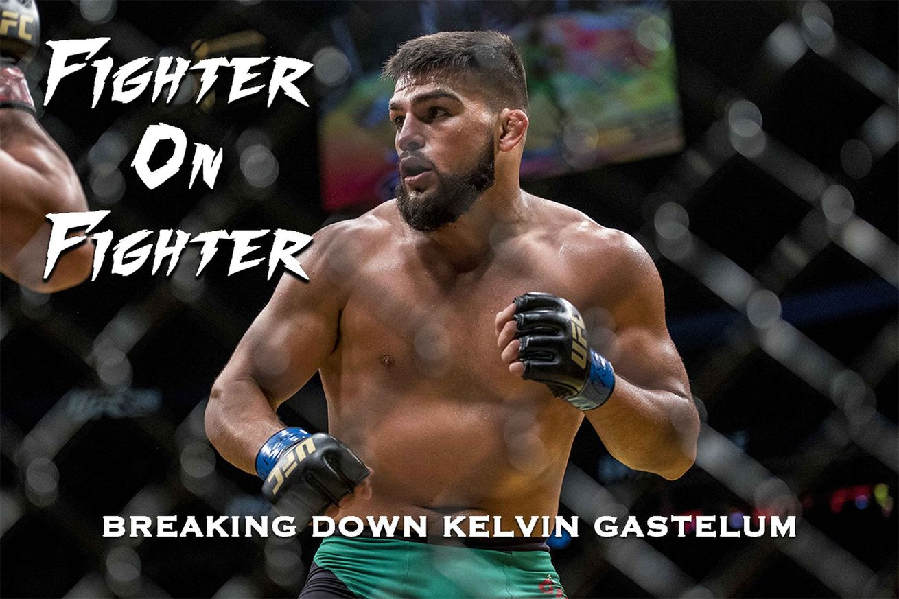 community news, Fighter on Fighter: Breaking down UFC on FOX 25's Kelvin Gastelum